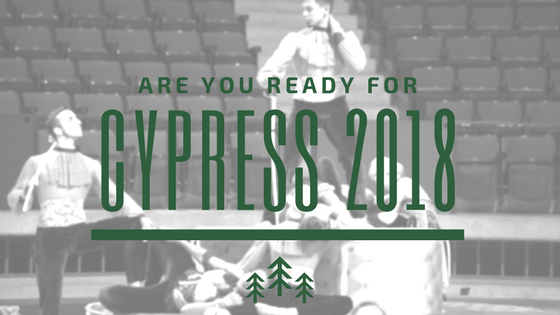 Blog – Cypress 2018 Auditions